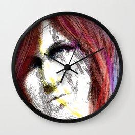 Cameo Wall Clock