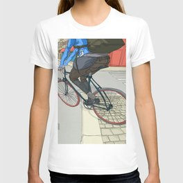 City traveller T-shirt