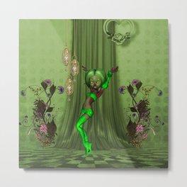 cute fairy Metal Print