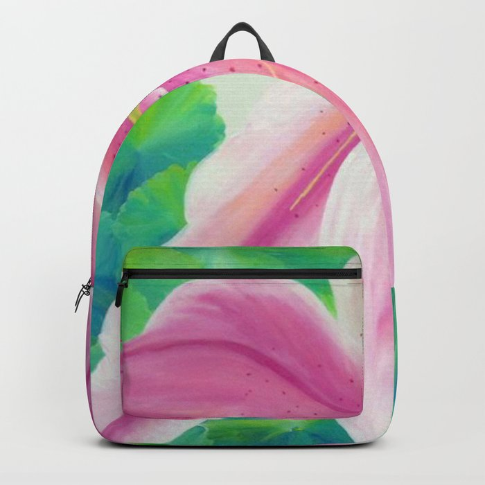 Jane's Lily Backpack