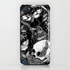 edgar allan poe - raven's nightmare Slim Case iPod touch