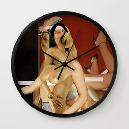 One Thousand and One Night · Dream 59 Wall Clock
