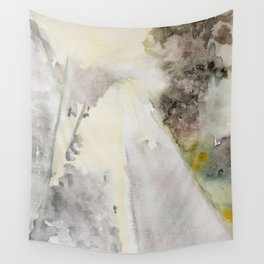 The road ahead Wall Tapestry