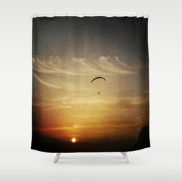 Above Everything Else Be Yourself Shower Curtain