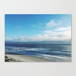 Coast 10 Canvas Print