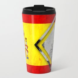 Flags - Spain Travel Mug