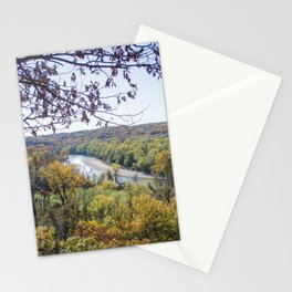 Castlewood - Fall Autumn Forest Photography Stationery Cards