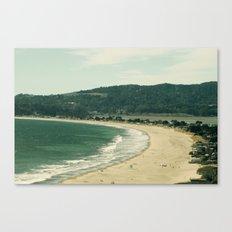 Stinson Beach Canvas Print