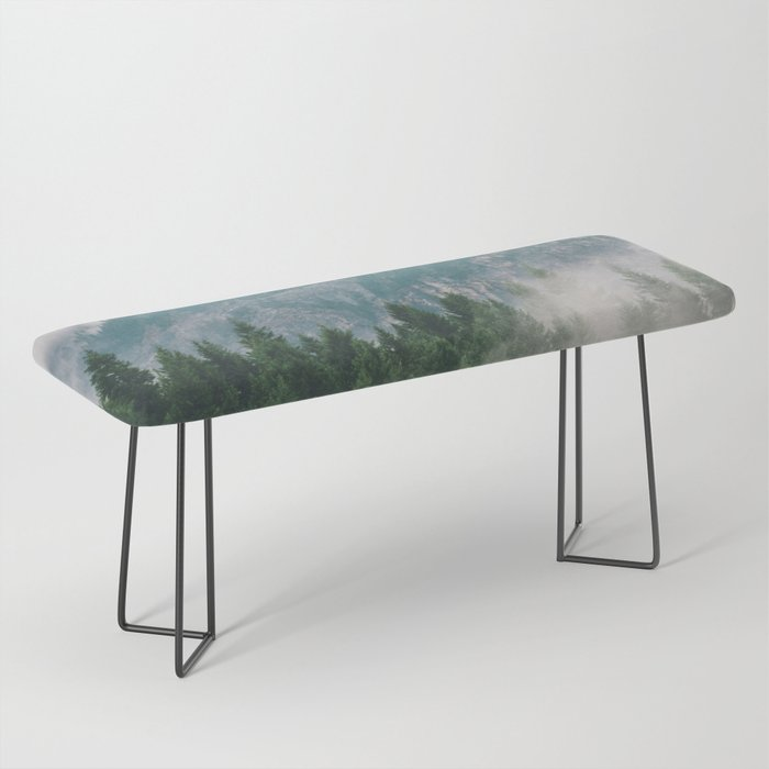 Vancouver Fog Bench