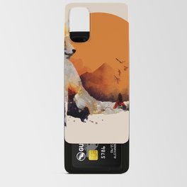 Foxy Android Card Case