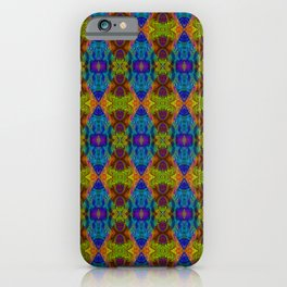 Varietile 50b (Repeating 2) iPhone Case