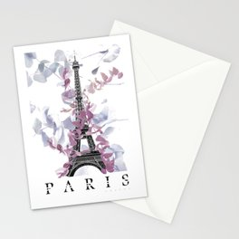 The Paris Point of View Stationery Cards
