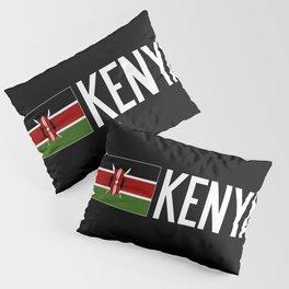 Kenya: Kenyan Flag & Kenya Pillow Sham