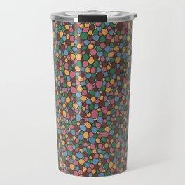 Color Pebbles Travel Mug