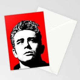 JamesDean01-1 Stationery Cards