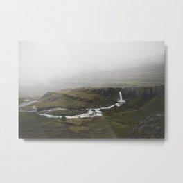 Iceland series Metal Print