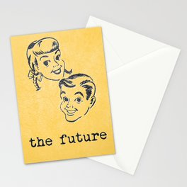 The Future Stationery Cards