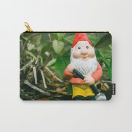 Garden Gnome Carry-All Pouch