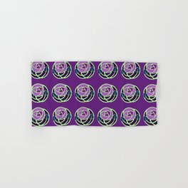 "Charles Rennie Mackintosh ""Roses"" (10) Hand & Bath Towel"