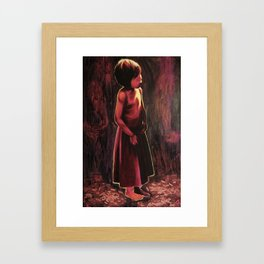 """Dreaming"" Framed Art Print"