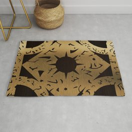 Lament Configuration Side F Rug