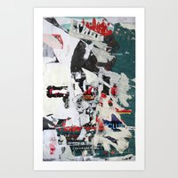 King's Stables Rd #4 Art Print