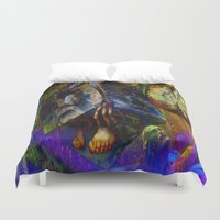 engineer Duvet Covers featuring The Ultimate Engineer  by Joseph Mosley