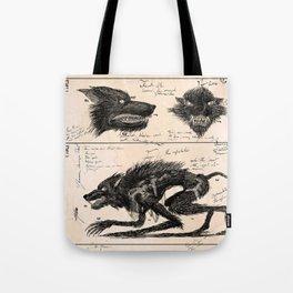 Flegellum de Bestia: Scourge Beast Tote Bag