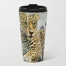 Lingering Leopard Travel Mug