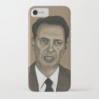 portlandia iPhone & iPod Cases featuring Steve Buscemi by Kalynn Burke