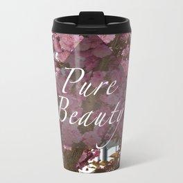 Pure beauty Metal Travel Mug