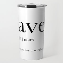 Travel Definition Travel Mug