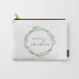 Christmas Design Carry-All Pouch