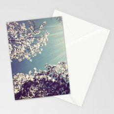 Spring Ray. Stationery Cards