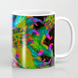 Worm Tumor Colony (Banana Scream) Coffee Mug