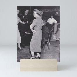 Dance Moves #1 Mini Art Print