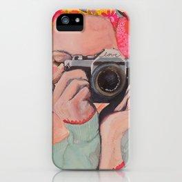 clic iPhone Case