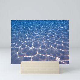 Sea Reflections Mini Art Print