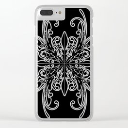 Elle Clear iPhone Case