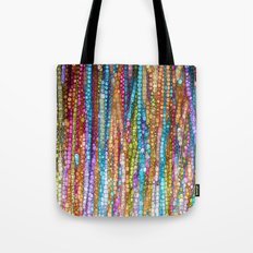 Rainbow Mosaic Tote Bag