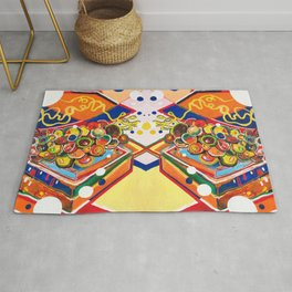 Happy Meal Rug