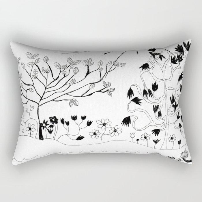 Perfect Imperfection Rectangular Pillow