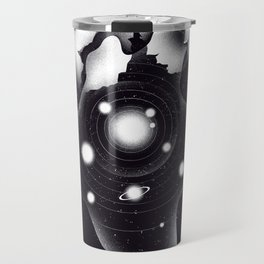 Cosmic Egg Shell Travel Mug