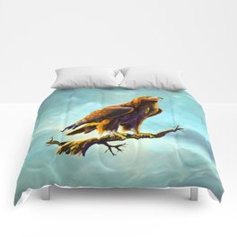 Golden Eagle Comforters