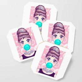 Kawaii Bubble Gum Coaster