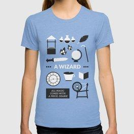 OUAT - A Wizard T-shirt