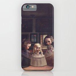Las Blythinas iPhone Case