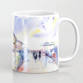 Limassol Marina. Coffee Mug