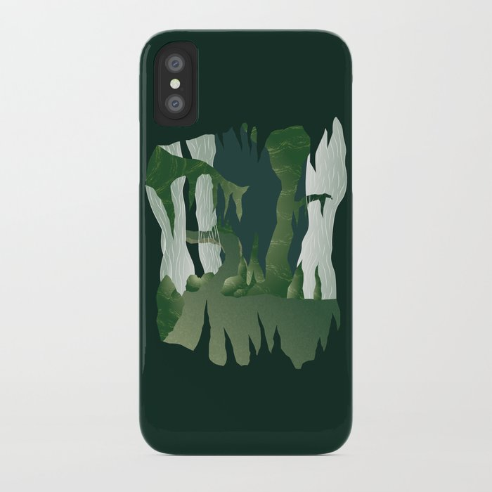 Shenmue - The Great Stone Pit iPhone Case