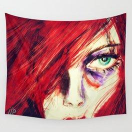 Redhead Wall Tapestry